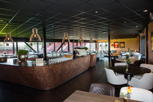 Go Ahead Eagles Business Lounge Deventer Arrangementen