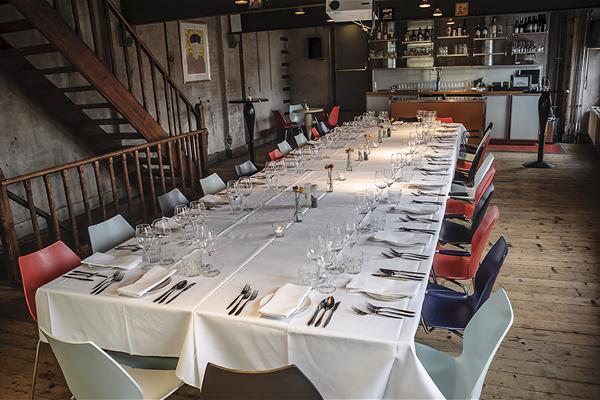 Restaurant Verheyden Arnhem arrangement