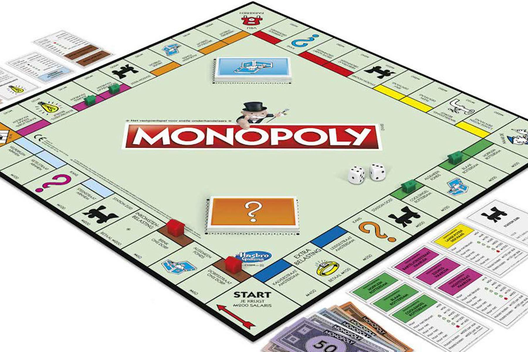 Speel het wereldbekende spel Monopoly nu als Citygame