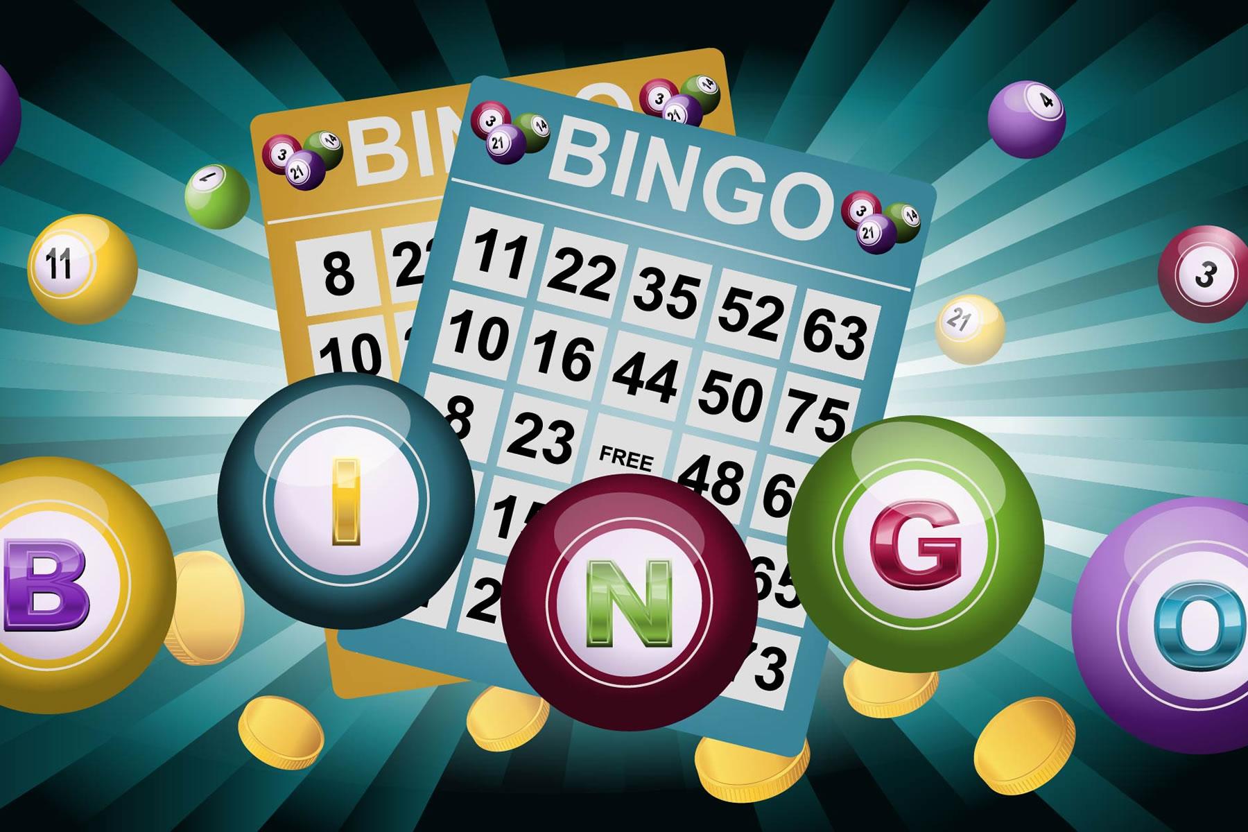 Speel het populaire spel bingo