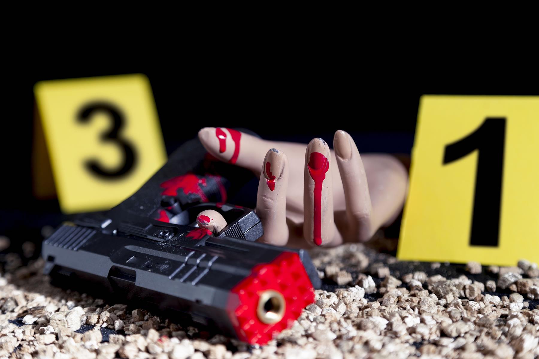 Wie heeft er een geldig alibi en wie niet? Los dit moordspel op!