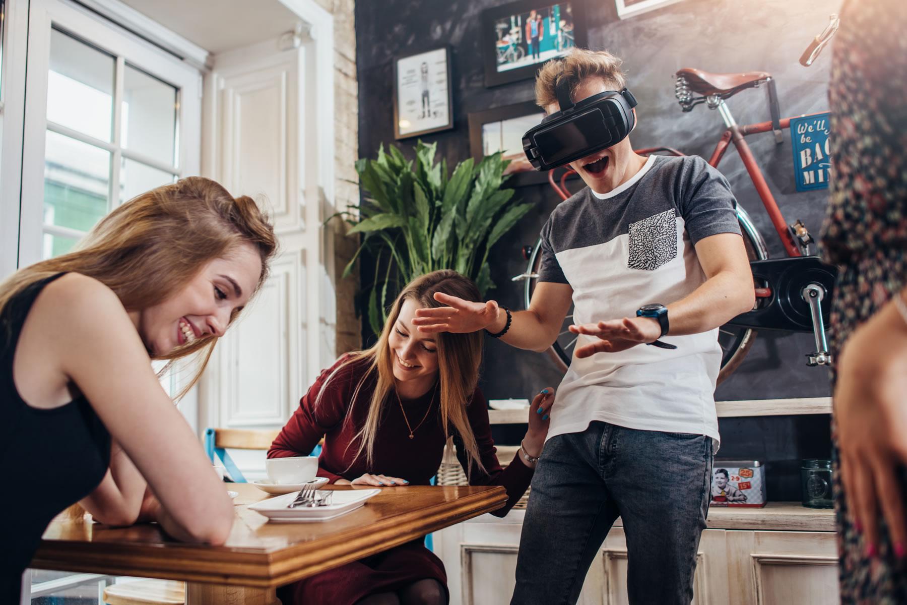 Speel nu La Casa De Papel in Virtual Reality