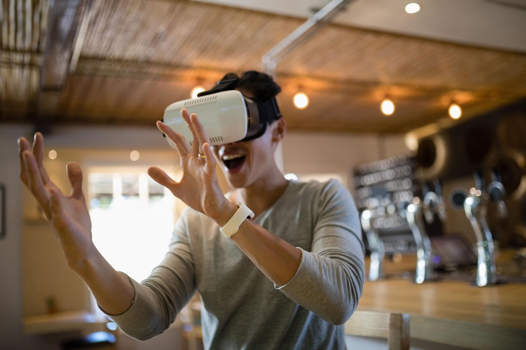 Speel nu het spannende Virtual Reality Moordspel