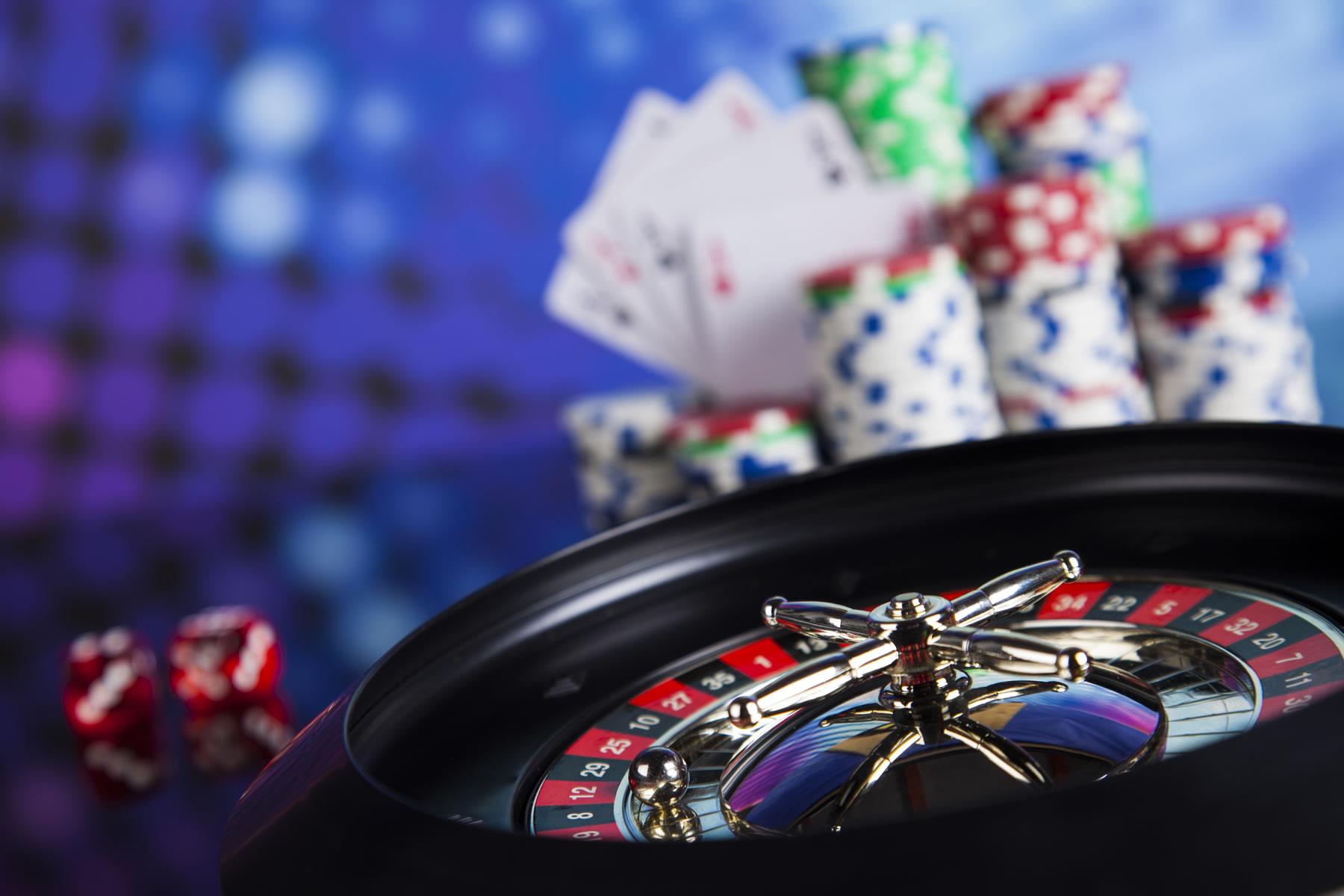 Stap in de wereld van het casino en voel de spanning