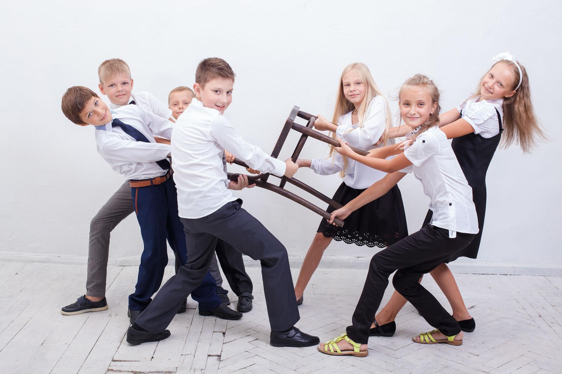 Jongens tegen de Meisjes is het leukst uitje bekend van tv