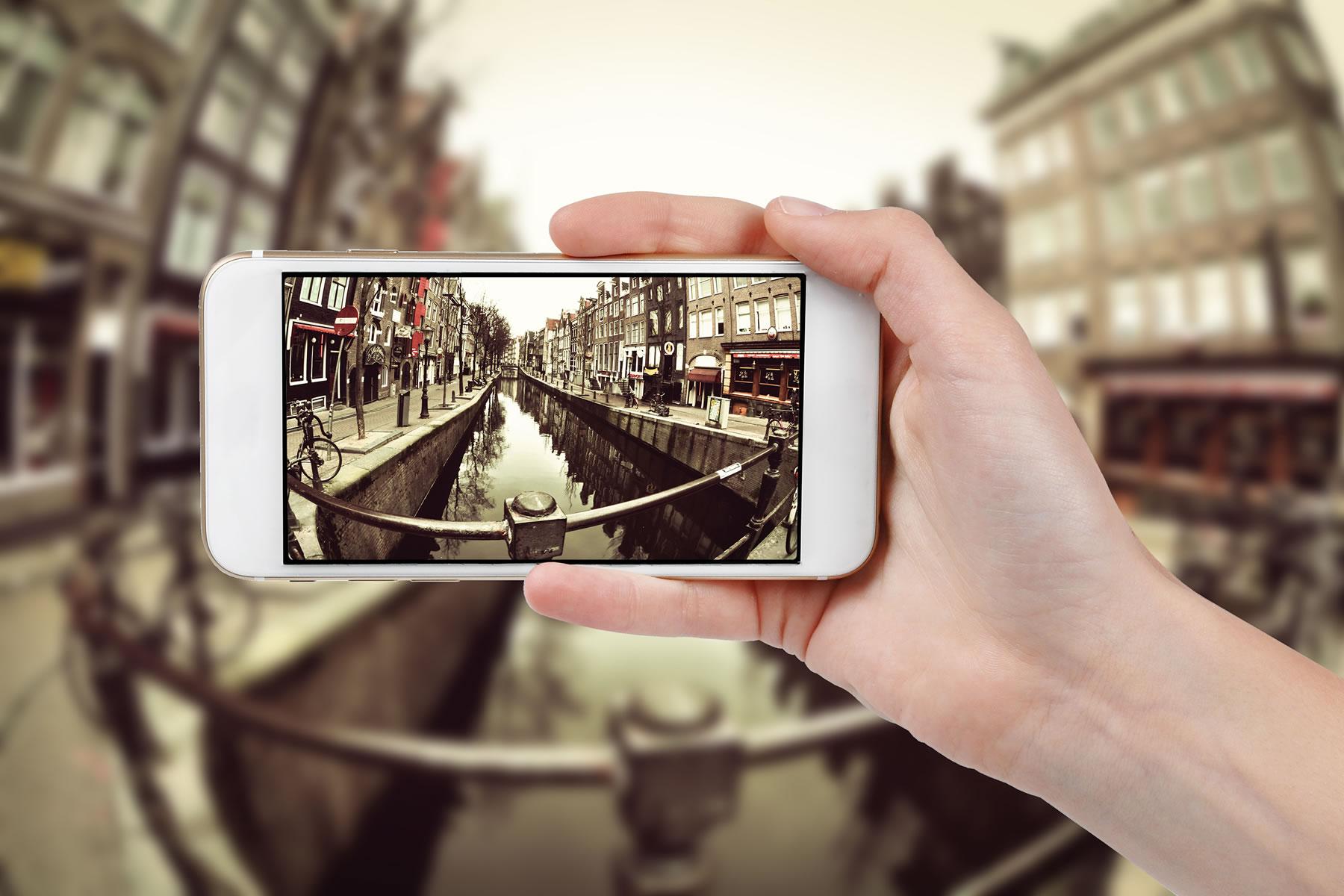 Ga op ontdekkingsreis tijdens de Citygame Vind de Foto
