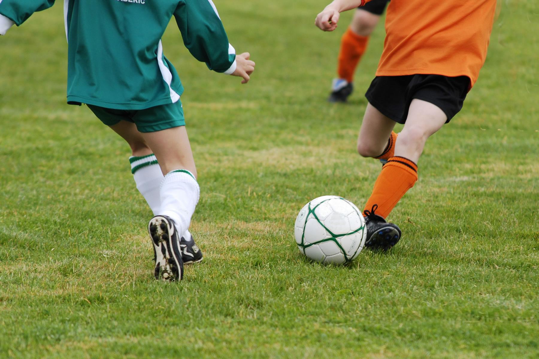 Kinderen Voetbalfeestje
